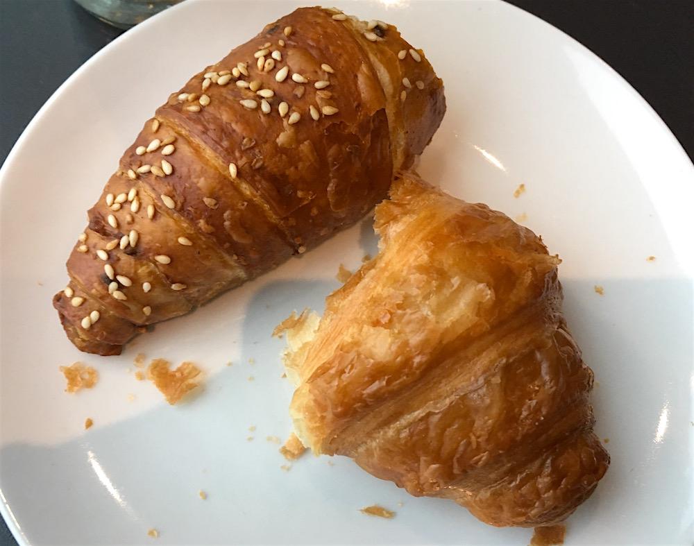 croissant auswahl düsseldorf flughafen