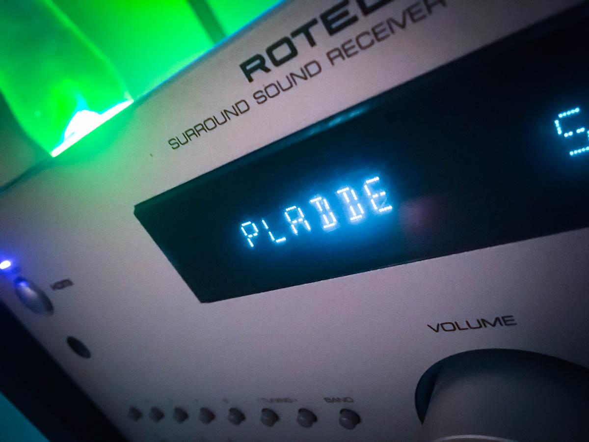 endlich wieder analog musik hören